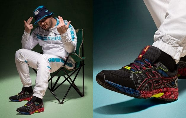 Jul : sa paire de chaussures en collaboration avec Asics est ...