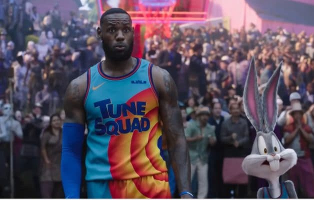 space jam lebron
