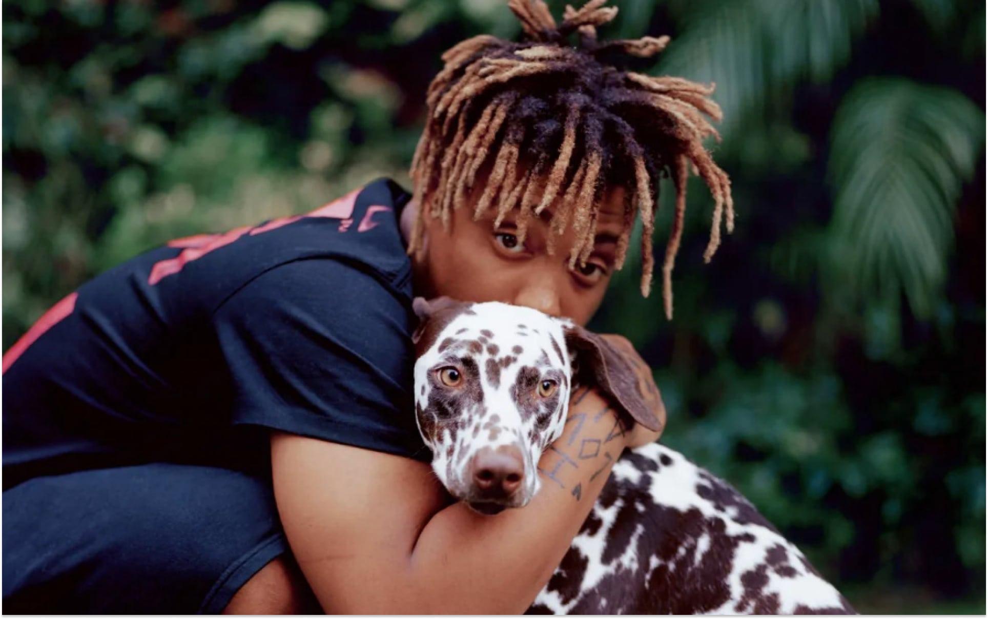Juice WRLD : son chien pleure quand il entend une de ses musiques
