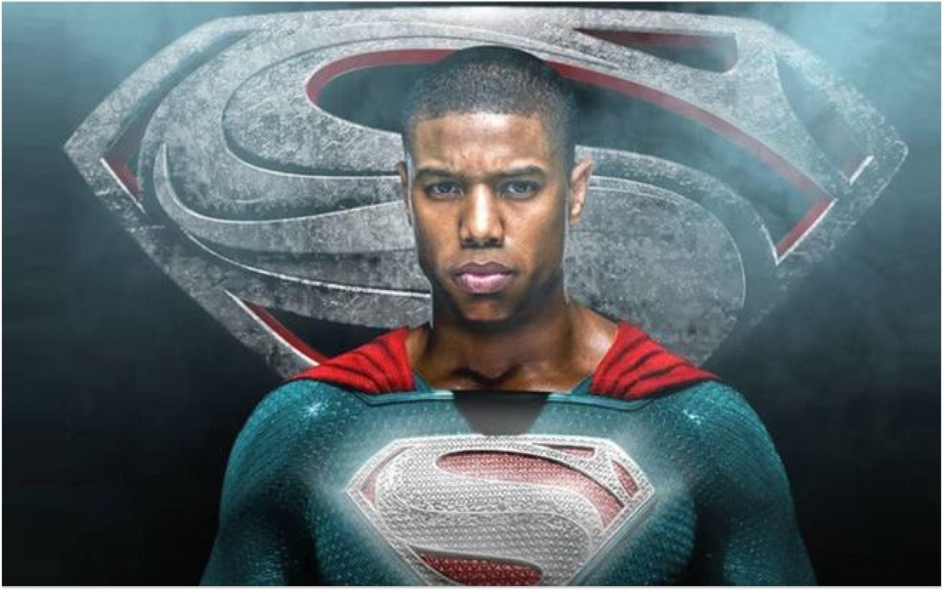 Michael B. Jordan bientôt dans le rôle de Superman ? Il répond aux rumeurs