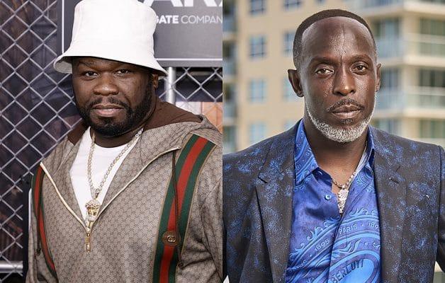 50 Cent manque de respect à Michael K. Williams en lui rendant hommage